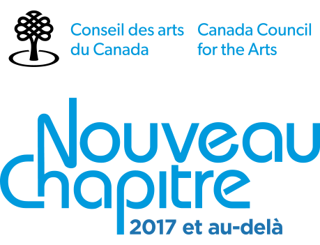 Conseil des arts du Canada, Nouveau Chapitre