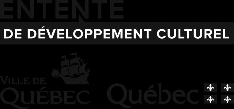 Entente de développement culturel, Ville de Québec, Gouvernement du Québec