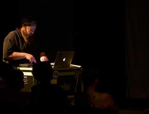 Pièce sonore d'Érick d'Orion, Nouvelle-Écosse