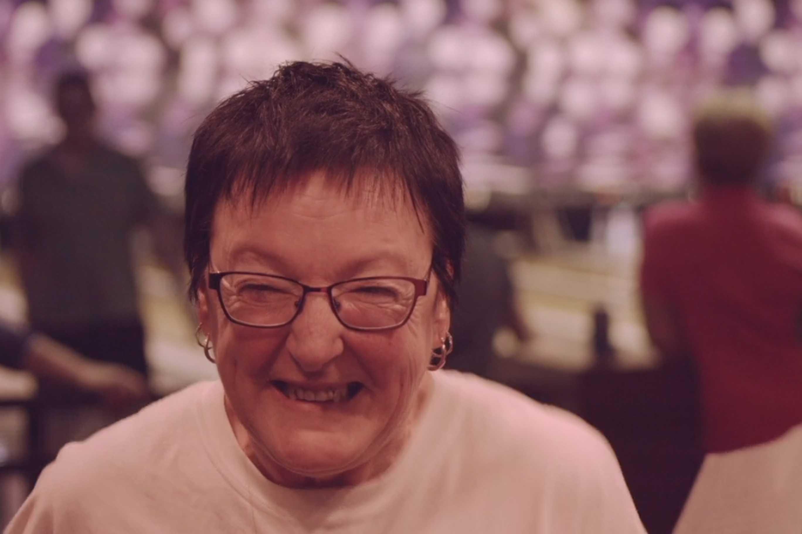 Denise, lectrice du Vivant