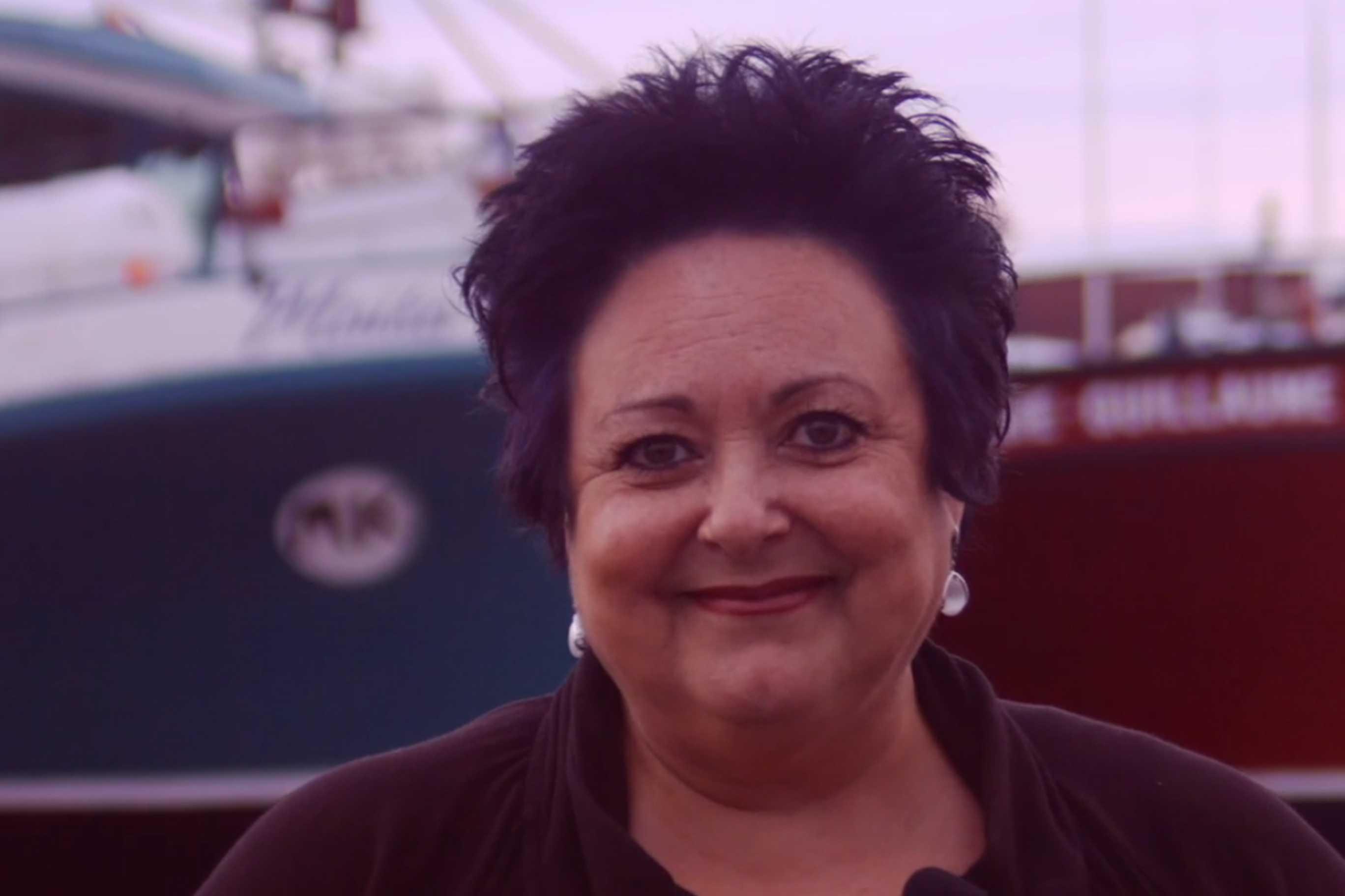 Diane Losier, lectrice du Vivant